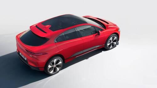 Jaguar I-Pace: si parte da 79.790 euro (3)