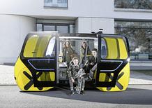 Volkswagen Sedric scuolabus al Salone di Ginevra 2018