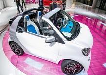 smart al Salone di Francoforte 2015