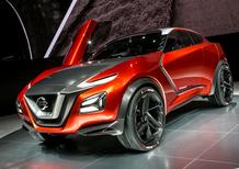 Nissan al Salone di Francoforte 2015