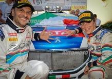 CIR 2015. Anna Andreussi: «A Roma, per la missione Peugeot»