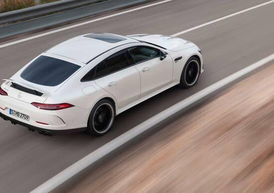 Mercedes-AMG GT 4 Coupé al Salone di Ginevra 2018