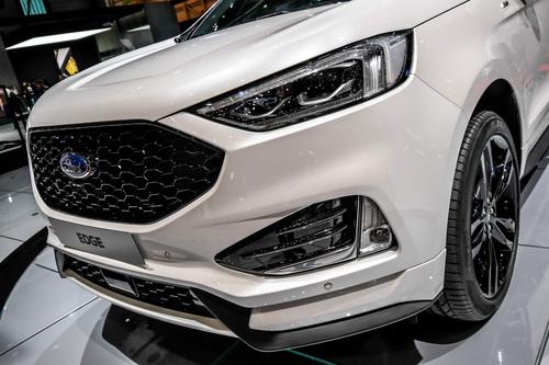 Ford Edge, il restyling al Salone di Ginevra 2018 (3)