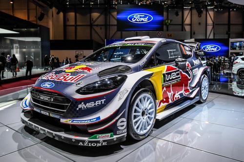 Ford Edge, il restyling al Salone di Ginevra 2018 (5)