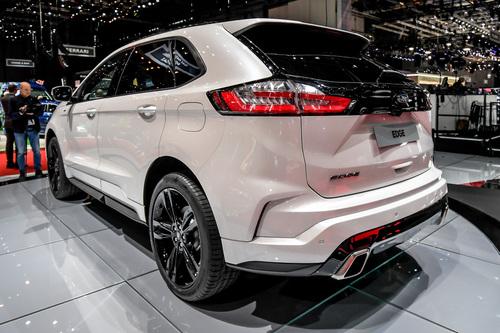 Ford Edge, il restyling al Salone di Ginevra 2018 (7)
