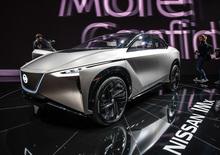 Nissan IMx Kuro Concept al Salone di Ginevra 2018 [Video]