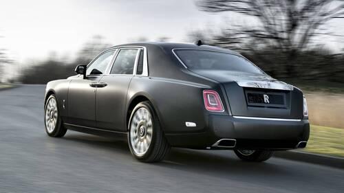 Rolls-Royce Phantom, tre bespoke al Salone di Ginevra 2018 (5)