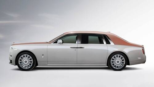 Rolls-Royce Phantom, tre bespoke al Salone di Ginevra 2018 (6)
