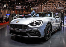 Abarth al Salone di Ginevra 2018 [Video]