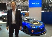 Alpine, Van Der Sande: con la A110 abbiamo creato una sportiva speciale