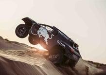 Dakar 2016. Ecco la nuova Peugeot 2008 DKR16! [VIDEO]
