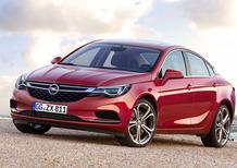 """Nuova Opel Insignia: nel rendering, chiara ispirazione alla """"Monza"""""""