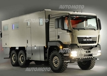 Il camper definitivo? Il mastodontico Action Mobil Global XRS 7200