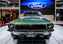 Ford Mustang Bullitt al Salone di Ginevra 2018 [Video]