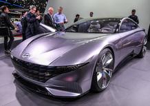 Hyundai Fil Rouge Concept al Salone di Ginevra 2018