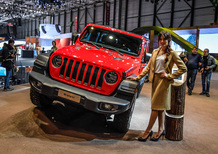 Jeep al Salone di Ginevra 2018 [Video]