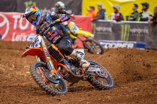 Ride in the USA. SX 2018. Ad Atlanta torna la Triple Crown (8)