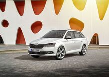 Skoda Fabia restyling al Salone di Ginevra 2018 [Video]
