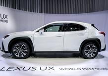 Lexus UX al Salone di Ginevra 2018 [Video]