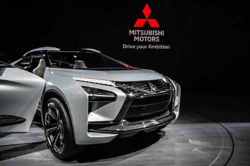 Mitsubishi al Salone di Ginevra 2018 (5)