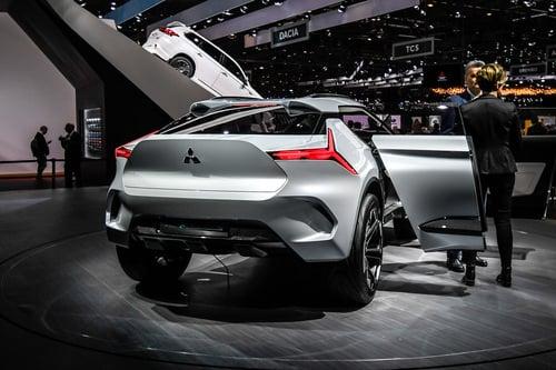 Mitsubishi al Salone di Ginevra 2018 (7)