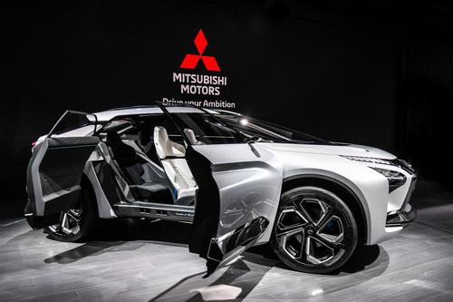 Mitsubishi al Salone di Ginevra 2018 (8)