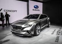 Subaru al Salone di Ginevra 2018 [Video]