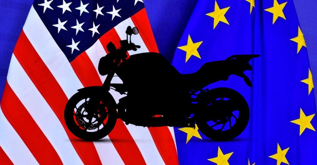Perché i dazi USA-EU potrebbero danneggiare la moto europea e l'Harley-Davidson