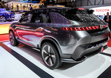 SsangYong e-SIV, concept car elettrica a Ginevra 2018
