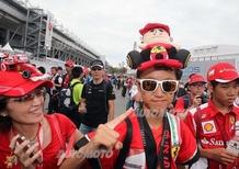 F1, GP Giappone 2015: le foto più belle