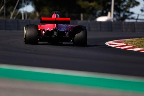 Montmelò, 1° turno Vettel e Bottas, che sfida