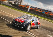 WRX Turchia 2015: il Timmy Hansen (Peugeot) che non perdona