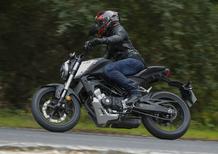 Honda CB125R, largo ai giovani!