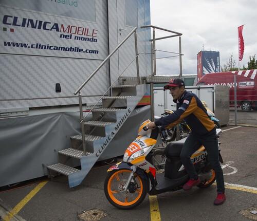MotoGP, Clinica Mobile. Cosa fa? E come è cambiata? (8)