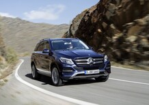 Mercedes GLE | Fango? Freddo? Esami superati... [Video]