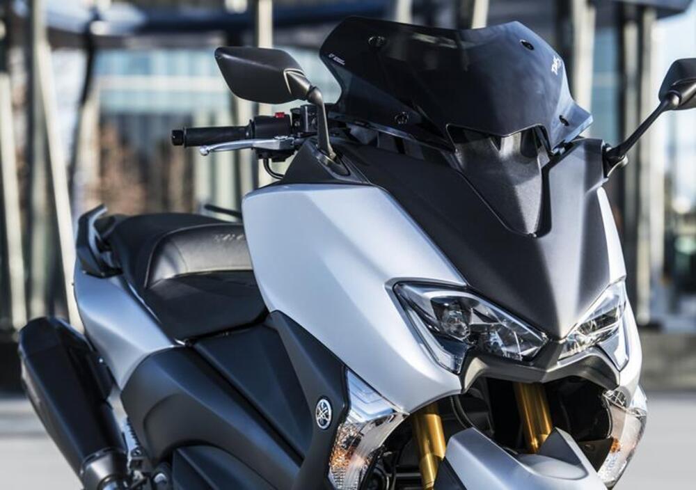 Tmax 530 2018 >> Yamaha T-Max 530 SX Sport Edition (2018), prezzo e scheda tecnica - Moto.it