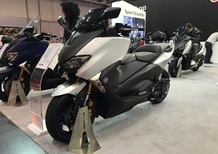 Nuovo Yamaha TMAX SX Sport Edition