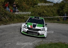 CIR 2015. Scandola & D'Amore (Fabia R5) Vincono il Rally Due Valli