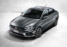 Nuova Fiat Tipo: i prezzi di listino