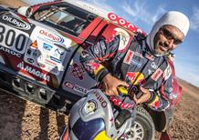 Nasser Al-Attiyah, Professione Campione del Mondo
