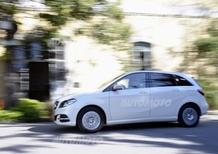 #IoSonoElettrica: Mercedes Classe B Electric Drive in giro per l'Italia