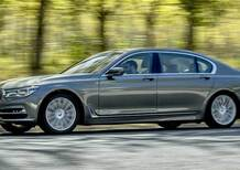 Nuova BMW Serie 7: la video prova