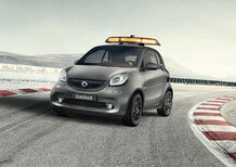Smart limited #1 e limited #2, le prime due fortwo speciali