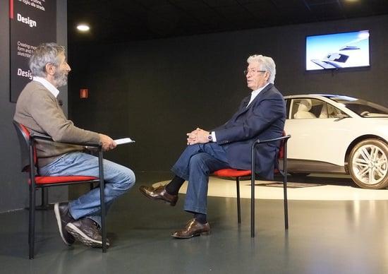 Giorgetto Giugiaro: «Noi andiamo avanti e anche Volkswagen non si fermerà» [Video]