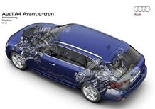 Wiegand, Audi: «Limiti di CO2 sempre più rigidi? Il metano può essere una risposta»