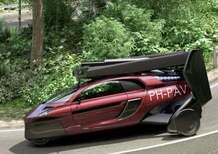 PAL-V Liberty, l'auto volante è già in vendita. Costa 299.000 euro