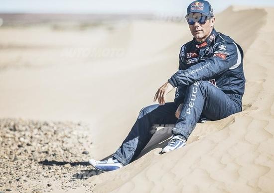 Dakar 2016, Sébastien Loeb: «Sì, il Rally Raid mi piace!»