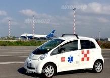 Sulle piste di Malpensa ora ci sono le elettriche PSA
