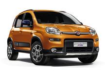 Fiat Panda 4x4 K-Way, modaiola e integrale