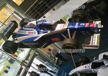 Williams F1 Team: la visita alla Factory di un nostro lettore